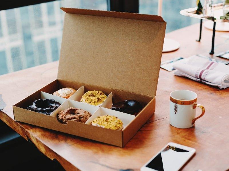 Τα κουτιά ζαχαροπλαστικής μπορούν να γίνουν πολεργαλείο στα χέρια του επαγγελματία