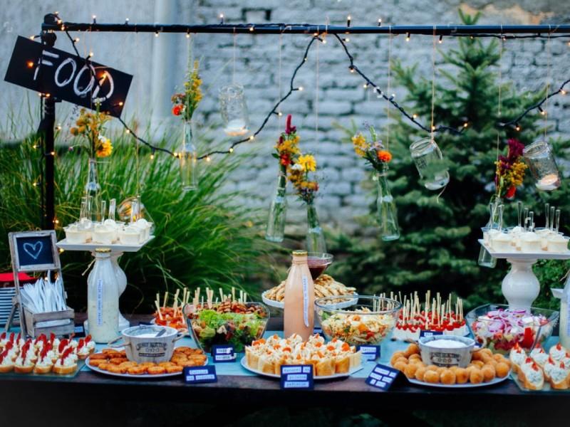 3 tips για εύκολη επιλογή catering γάμου