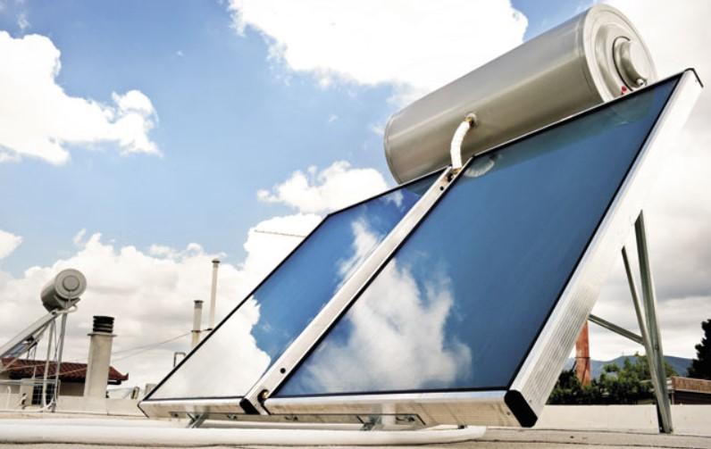 Ηλιακός Θερμοσίφωνασ Συντήρηση