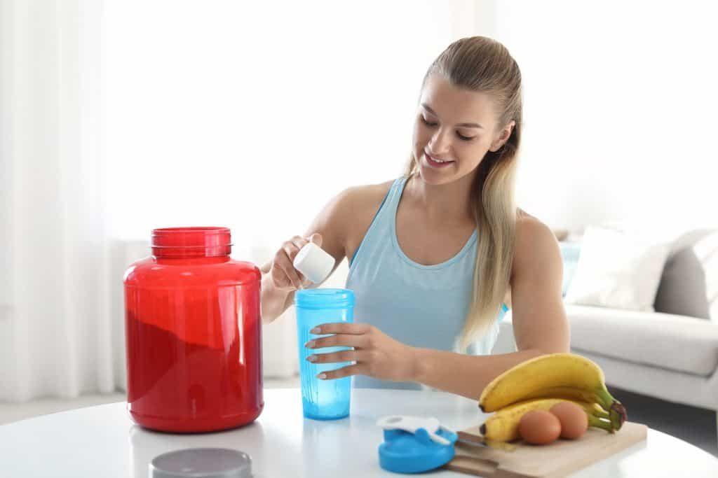 Πρωτεΐνη σκόνη για όσους αθλούνται