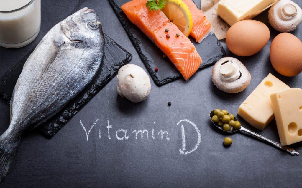Τρόφιμα πλούσια σε βιταμίνη D