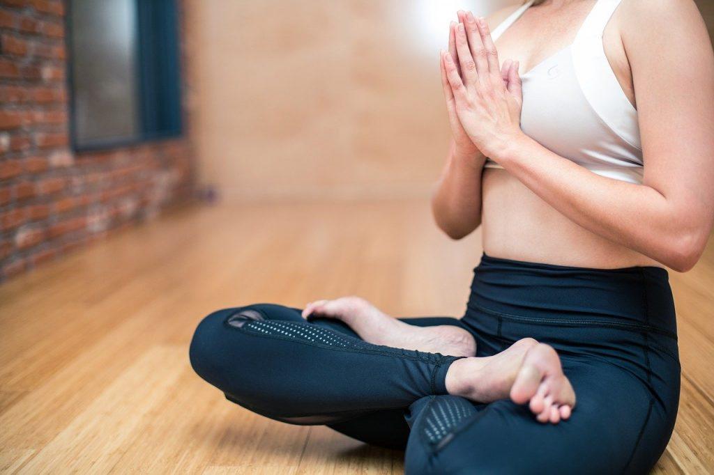 Πως βοηθά η yoga στην απώλεια βάρους