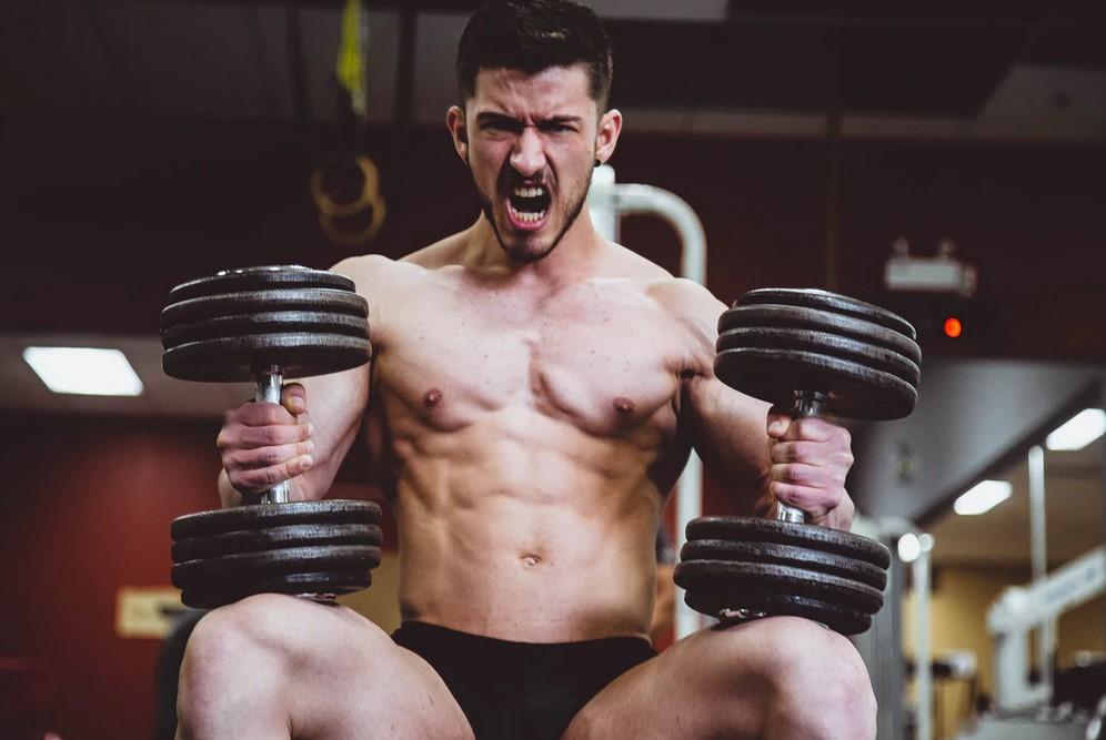 Συμπληρώματα πρωτεΐνης σε σκόνη